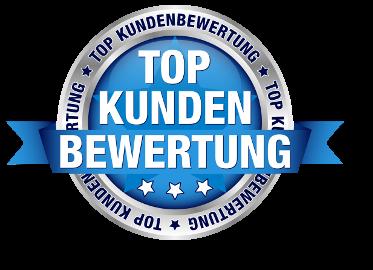 Siegel Top Kundenbewertung für Haushaltsauflösungen in Nürnberg